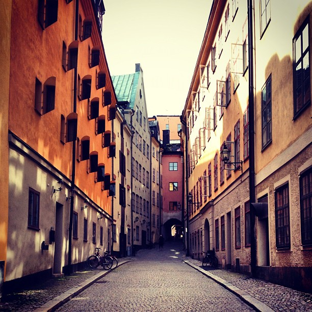 #flashbackthursday miss you #stockholm #sweden   (Taken with  Instagram )