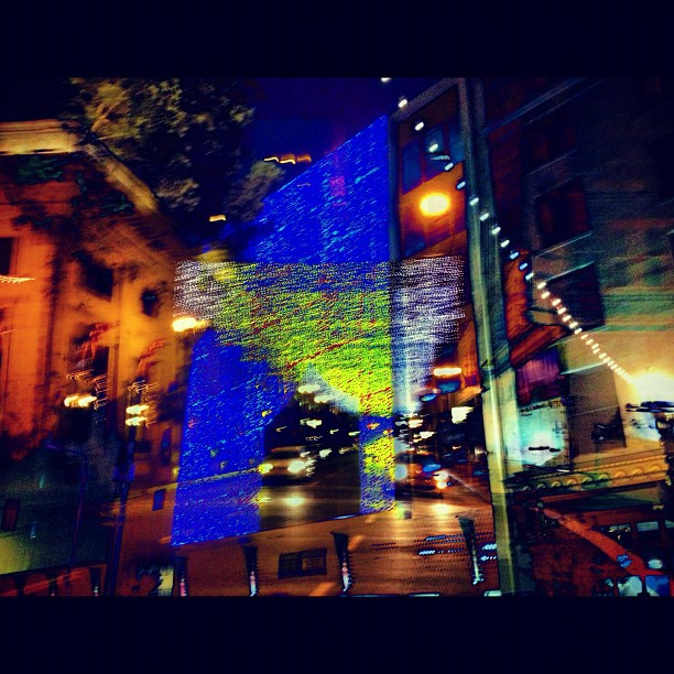 See ya later #losangeles#dtla looking a bit like regents street in #london se you soon! #dxp