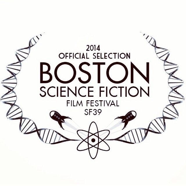 Short film I worked on with a fab group of people got into the 39th Boston Science Festival. So happy. More to smile about today 😄 #filmmaking #love #scifi