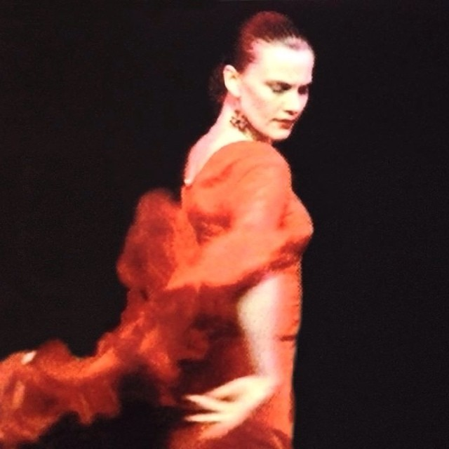 #flamenco #dancing my heart, my soul. I hope I get to do more of it this year. 💃👊
