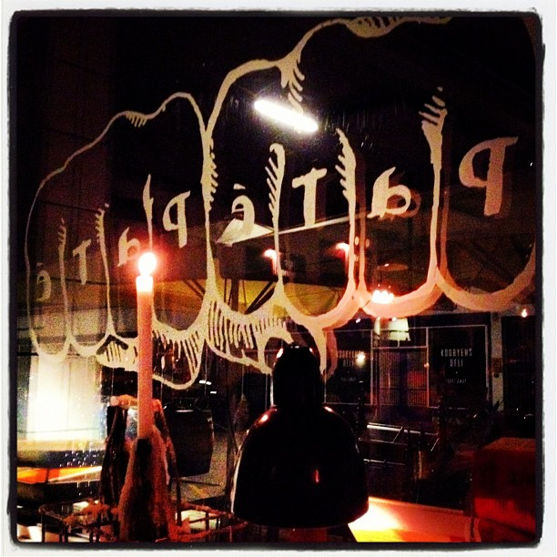 My favorite #restaurant in #copenhagen #delicious #patépaté  (Taken with  Instagram )