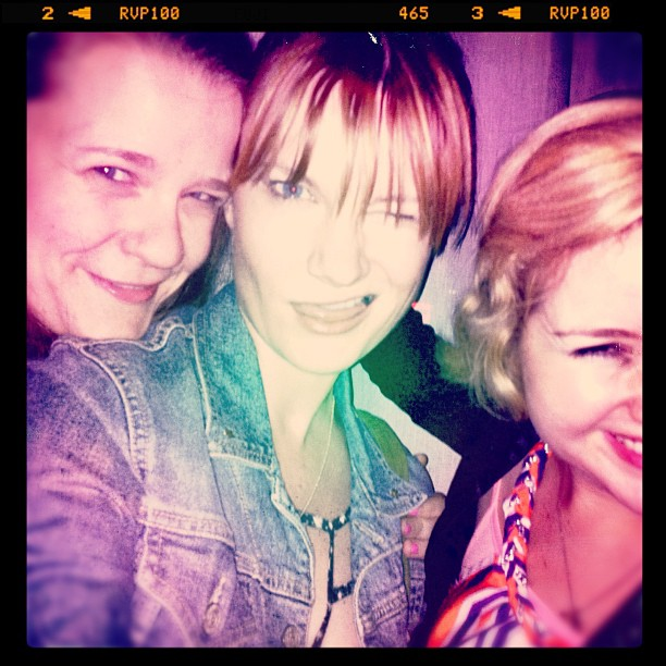 Starting my birthday early with the fabulous @jasmincharters and @louloulinz great margaritas @insight51 fun goofy night ladies :)  (Taken with  Instagram )