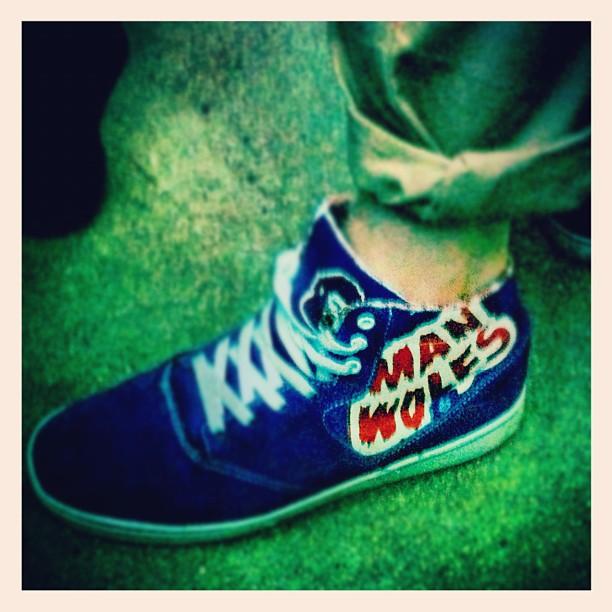 #manwolves at the #machotaildrop @machotaildrop screening Woop!! (Taken with  instagram )