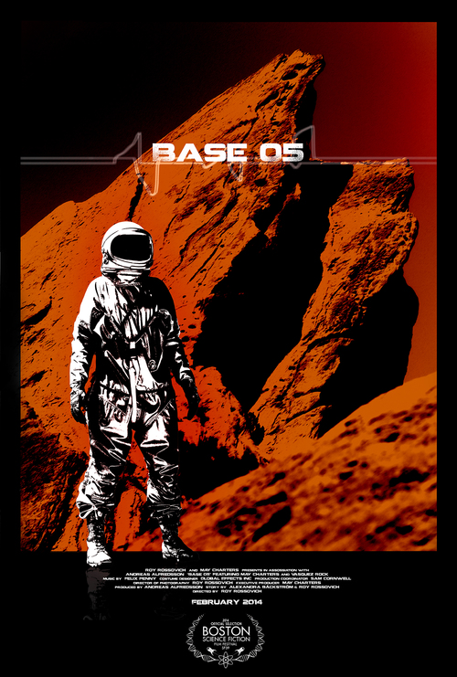 Short Film Base 5  Directed by Roy Rossovich  Starring May Charters