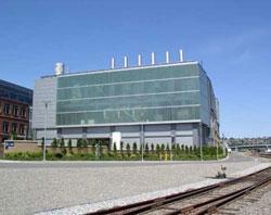 Amgen Building E Central Plant