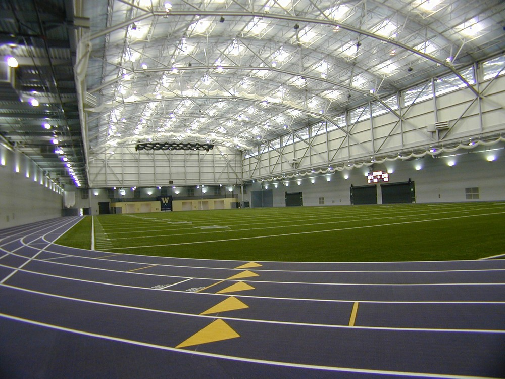 UW Demsey Indoor Practice Field