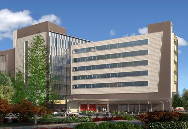 Seattle Children's Hospital Building Hope,   Phase 2