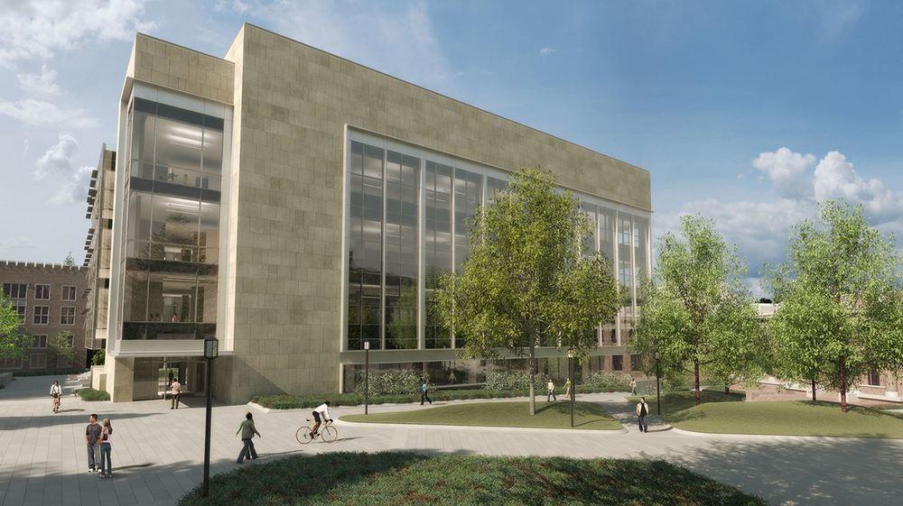 UW Nano Engineering and Sciences Building