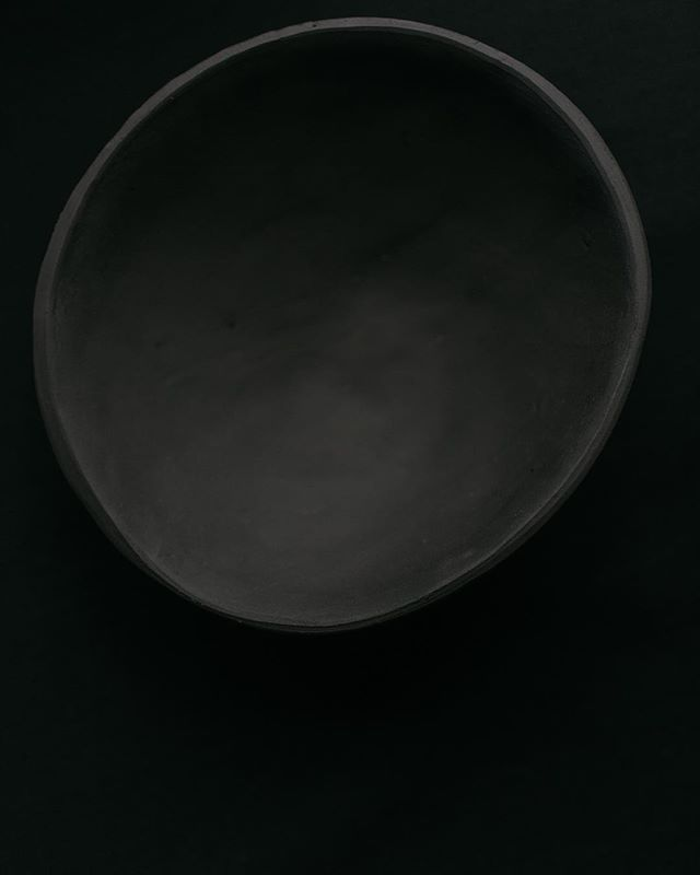 black on medium black on light black on warm black — for @civilstoneware w @revivalistsouth