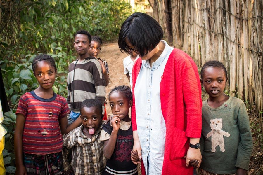 Ethiopia Dumerso Washing Station Kids
