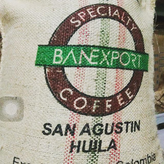 New arrivals - Our best selling green coffee courtesy of the guys at @banexport from San Agustin is back in stock! Get yours whilst stocks last! Available LCL pallets, whole bags and 5kg. Shipping all over Asia!  Info@gftcoffee.com / +852 8192 8870