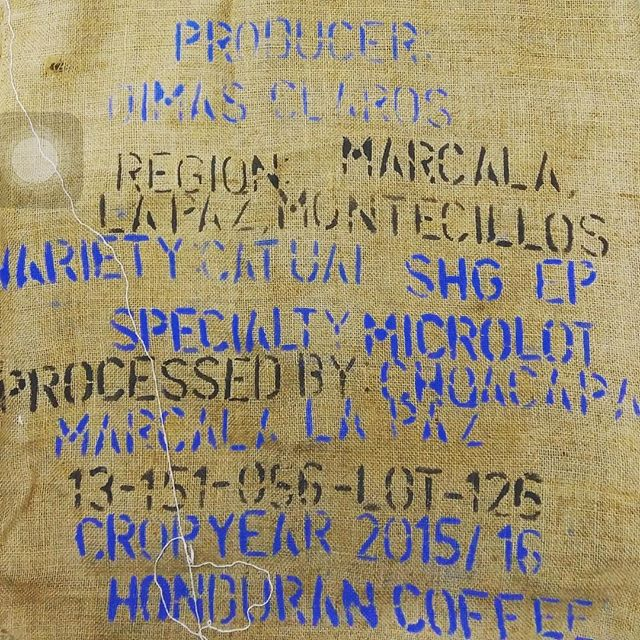 Honduras Cabanas now in stock! Blood orange, sugarcane and caramel!  Order now via: 🌎  www.gftcoffee.com ✉️ info@gftcoffee.com ☎️ +852 8192 8870