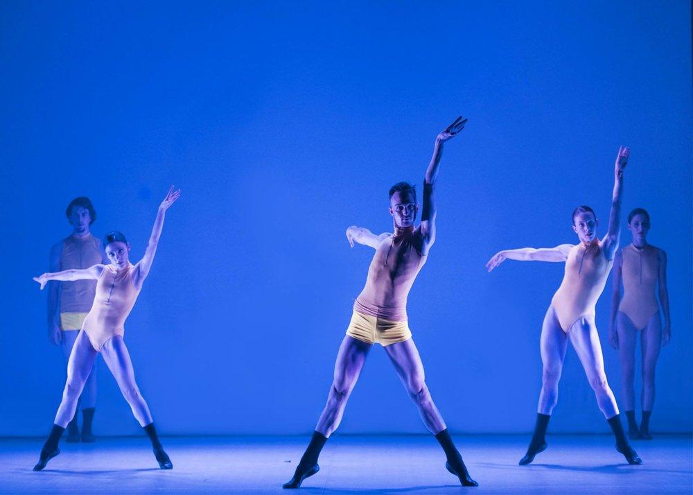 Melbourne Ballet Company. Alex Theatre, St Kilda.