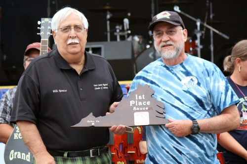 1st Place - Sweet & Sassy BBQ  Photo Courtesy of Britt Hall Photography