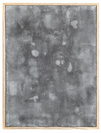 Heat sensitive pigment & acrylic on canvas, 2014