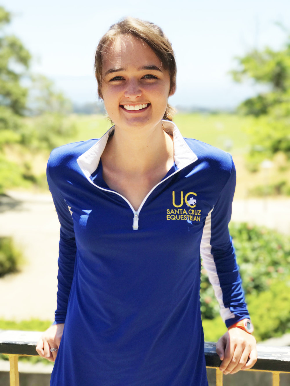 Emma Yates  - Advanced Walk/Trot/CanterGame Design | Class of 2019Marin, CA