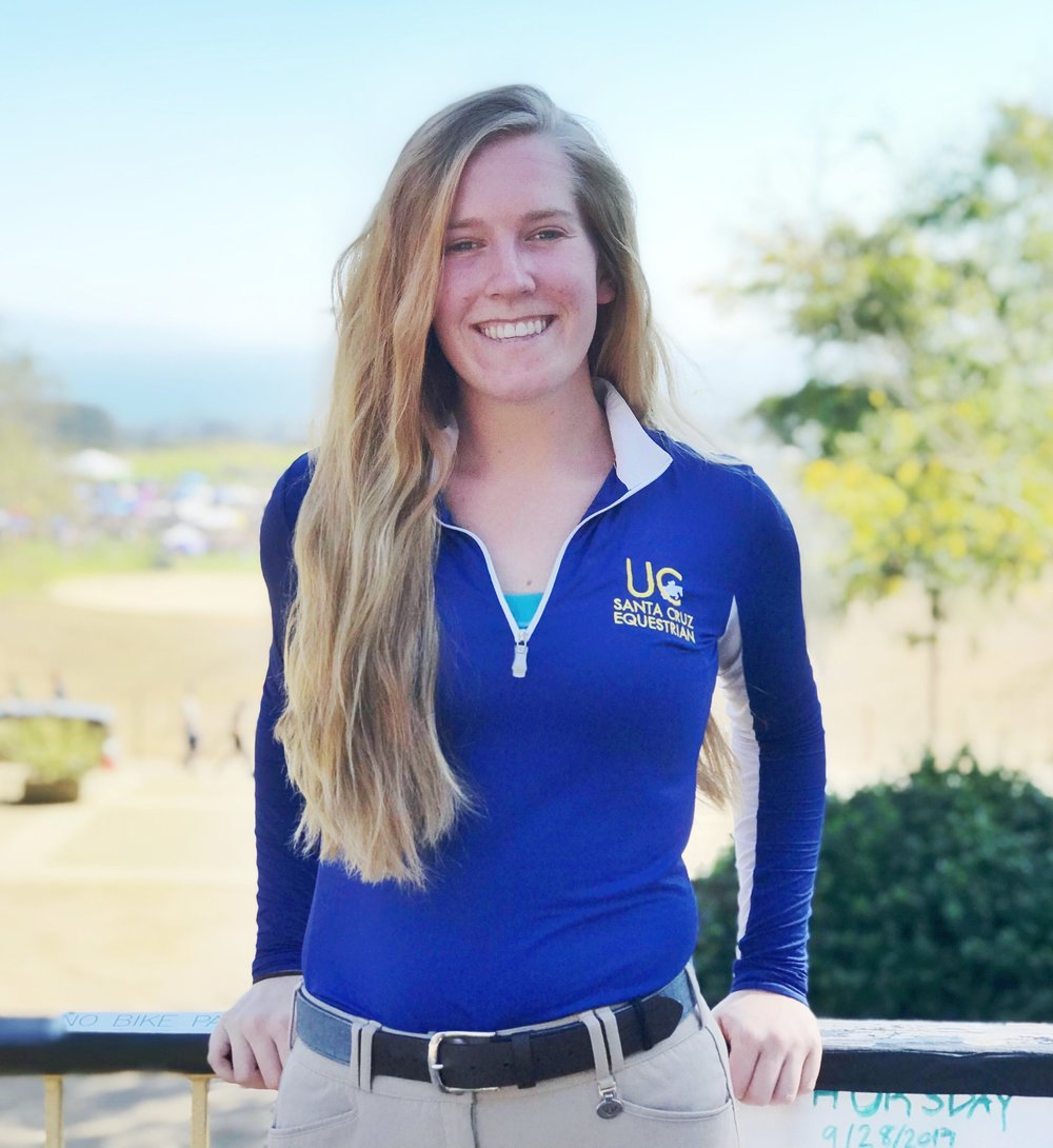 Annie LingardTeam Manager - Intermediate Over Fences and Intermediate FlatEarth Science and Anthropology Combined | Class of 2018San Jose, CA