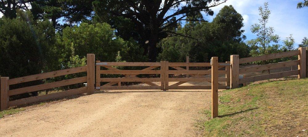 Automatic timber gates.jpg