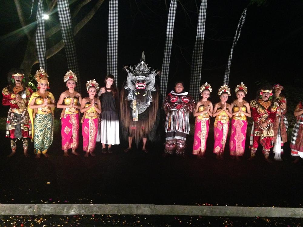 Barong Dance