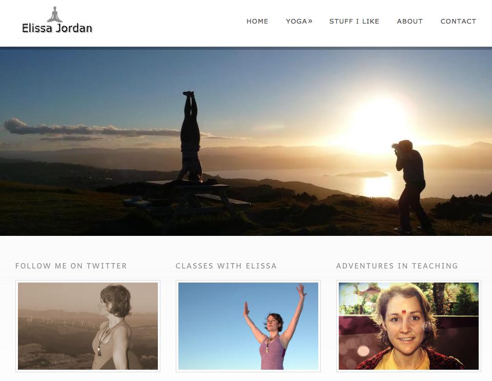 Elissa Jordan Yoga