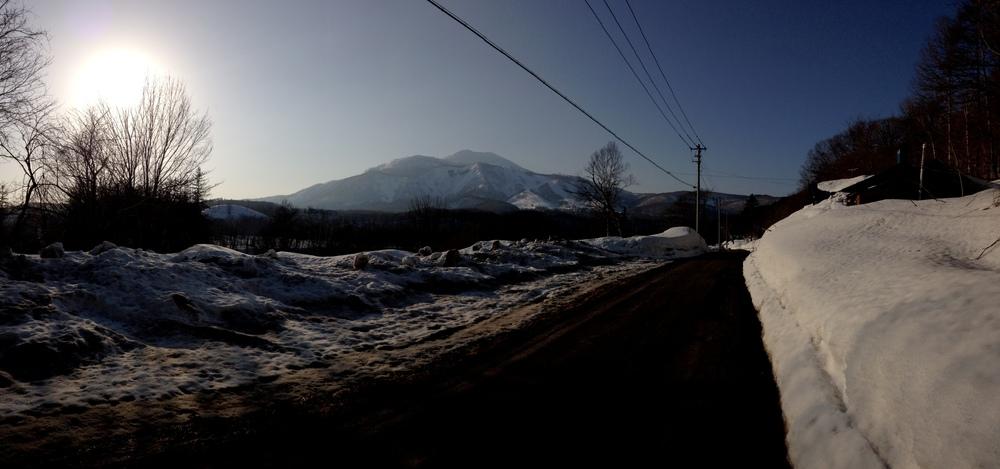 Mt Niseko- An'nupuri