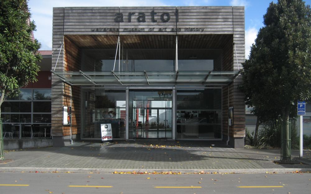 ARATOI Gallery Wairarapa