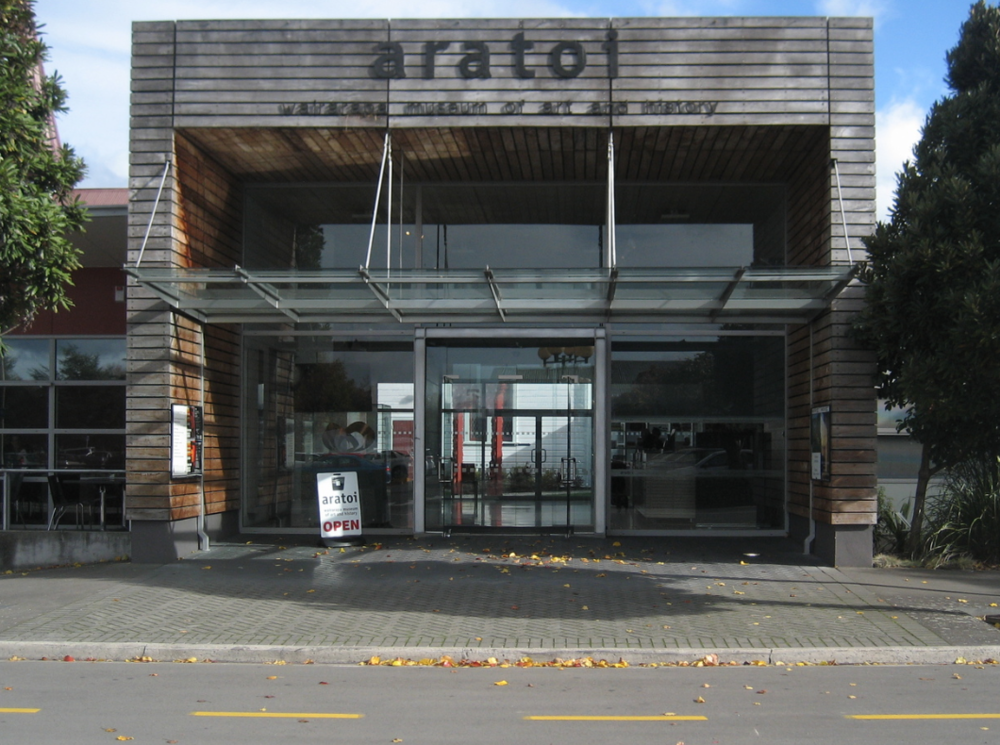 Aratoi | Wairarapa Museum of Art and History May 18th 2015 until August 2015, art for sale ongoing.