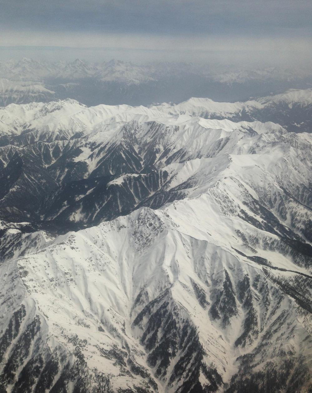 Hello Kashmir!
