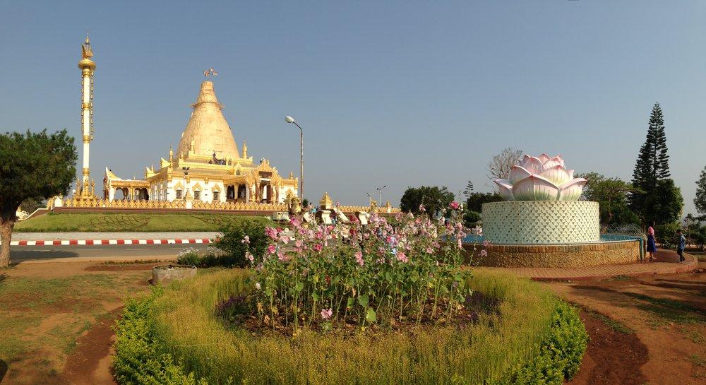 Maha Ant Thu Kan Thar Pagoda- Pyin Oo Lwin