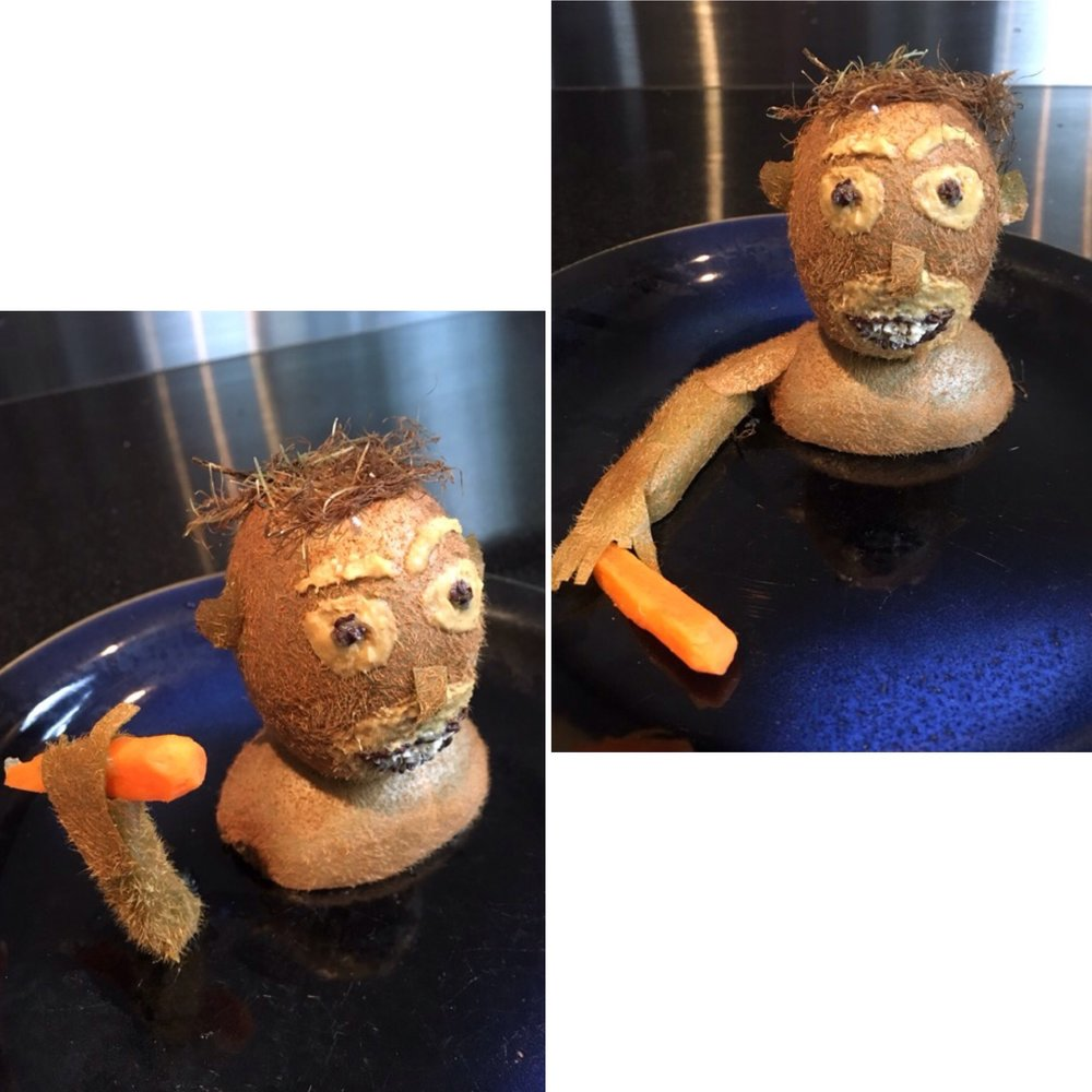 'Trunk Monkey'