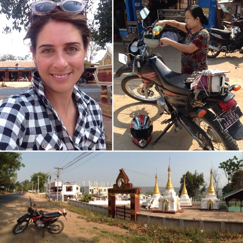 Road Trippin' North Myanmar