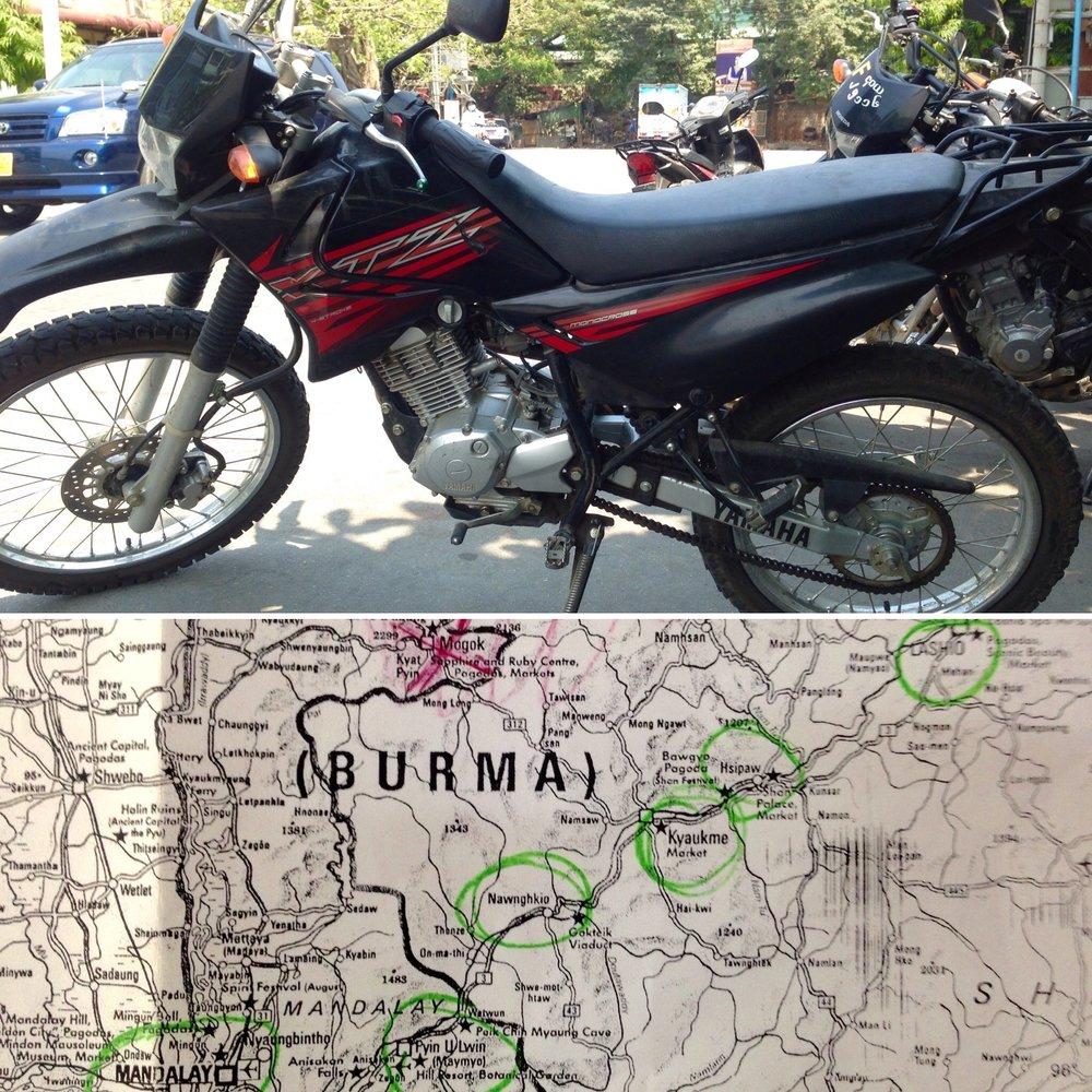 Road Trippin' Myanmar