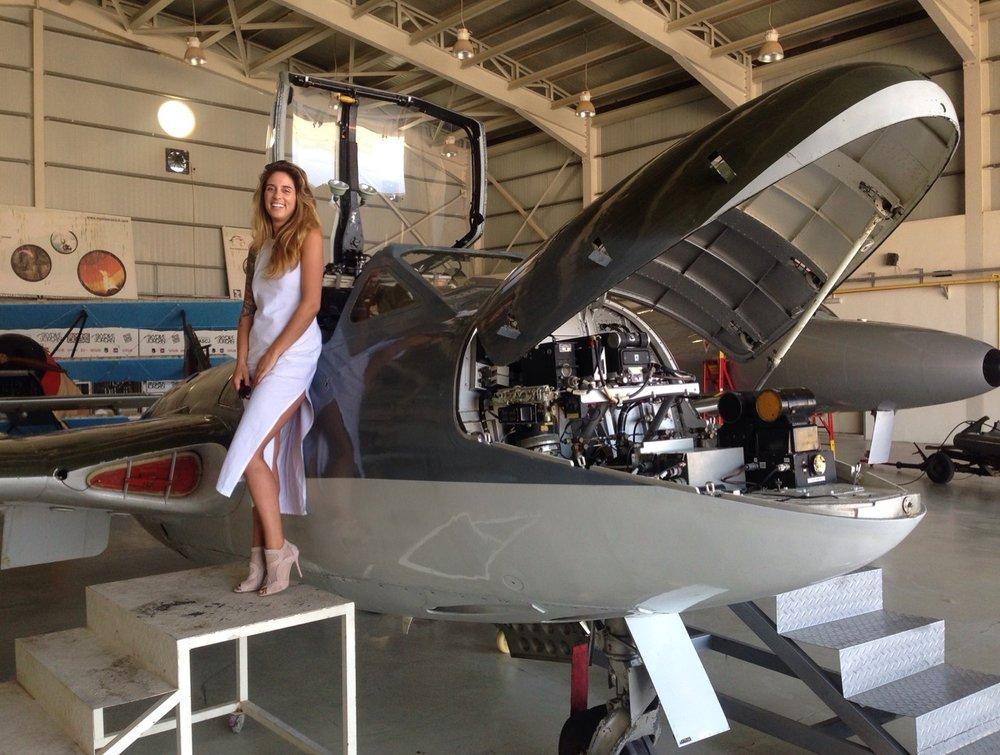 De Havilland Vampire Jet