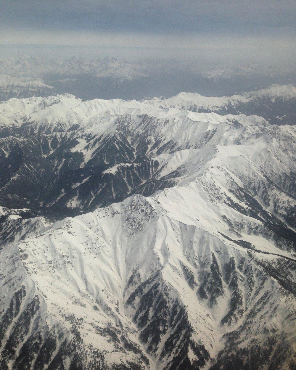 Himalayas, Kashmir