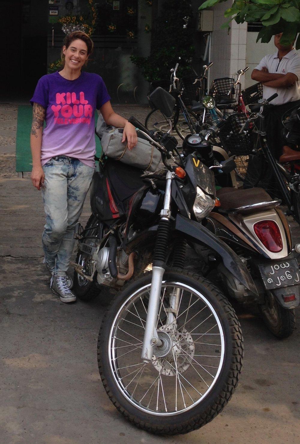 Moto Mandalay, Myanmar