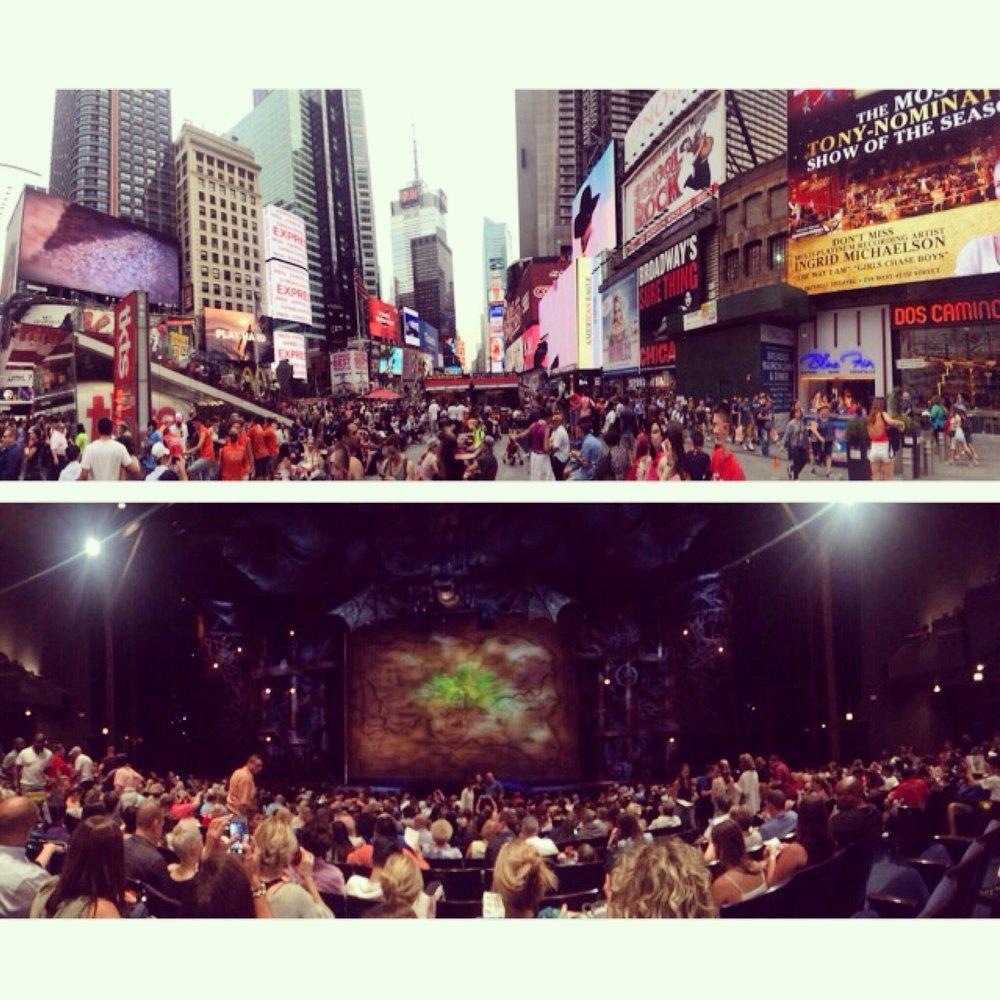 ♥ NY & Broadway theatre baby ♥