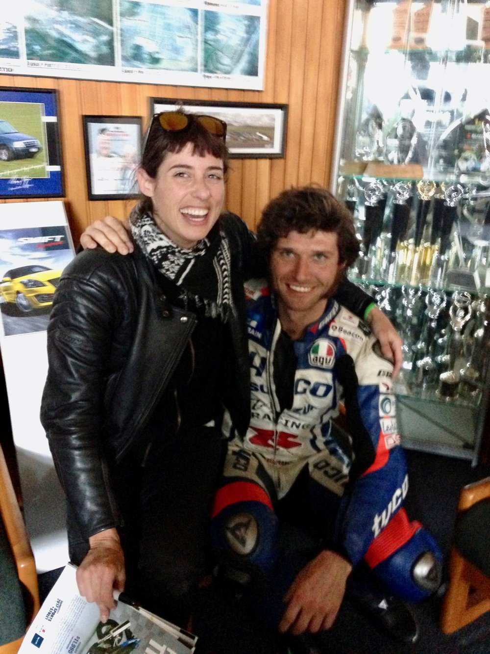 Guy Martin- Legend