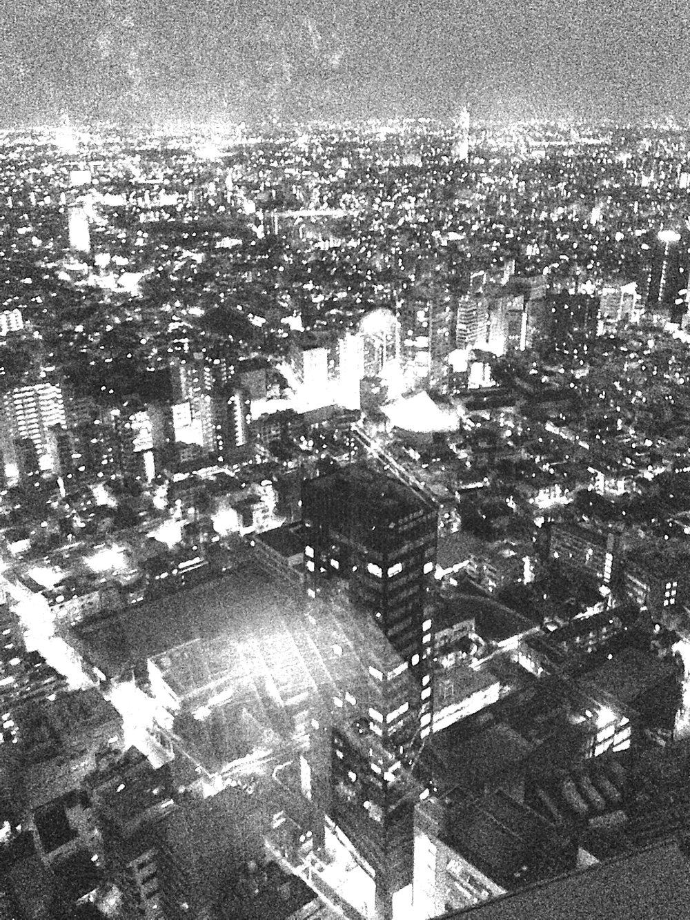 Nightscape Tokyo
