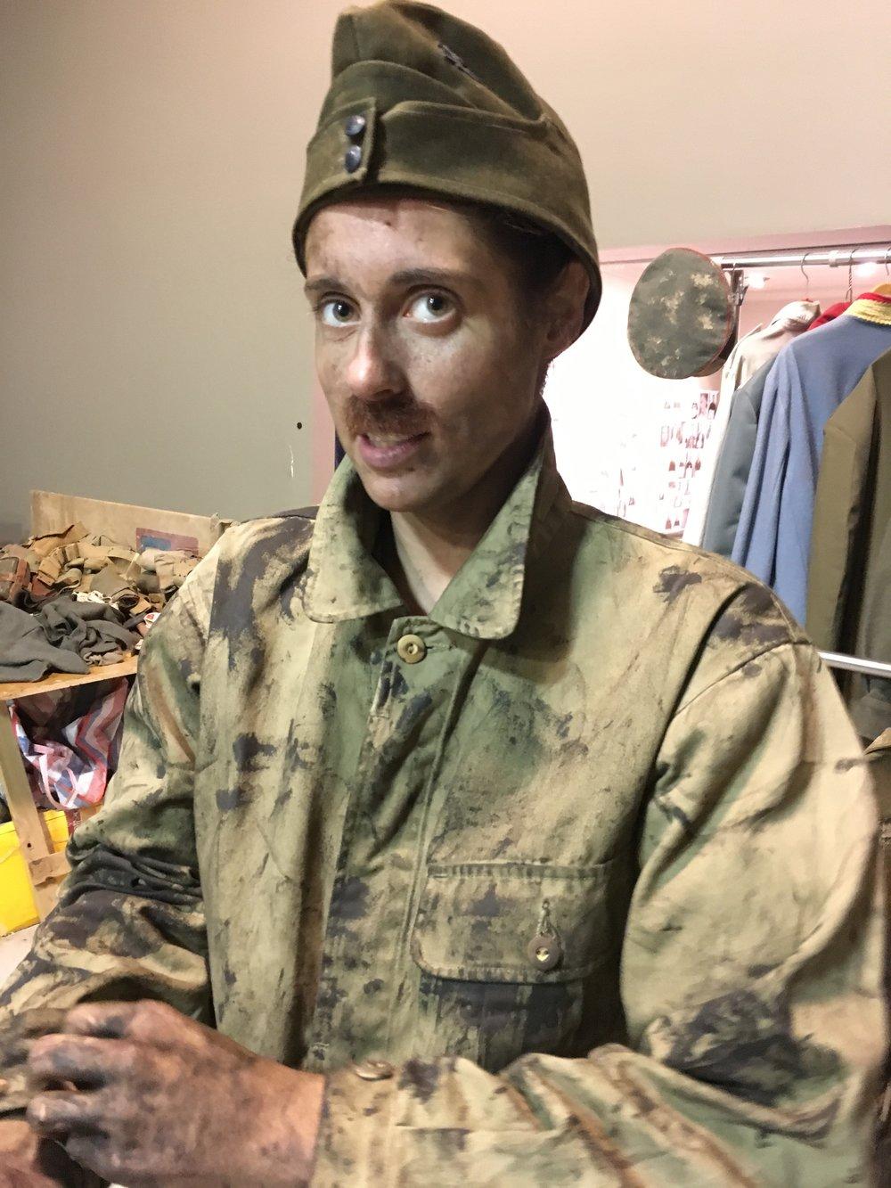 Sgt. Tash