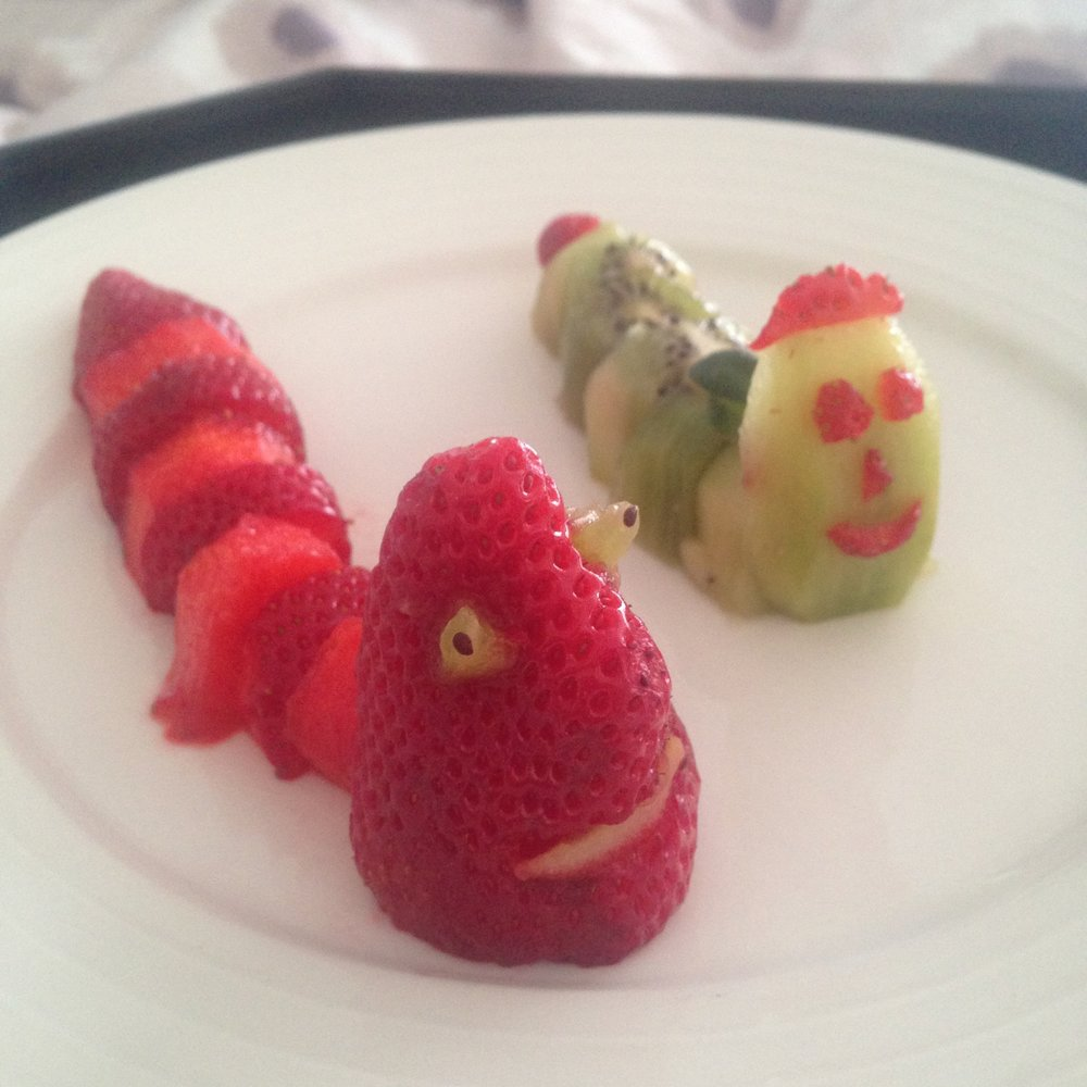 'Ceasar & Caleb The Caterpillars'