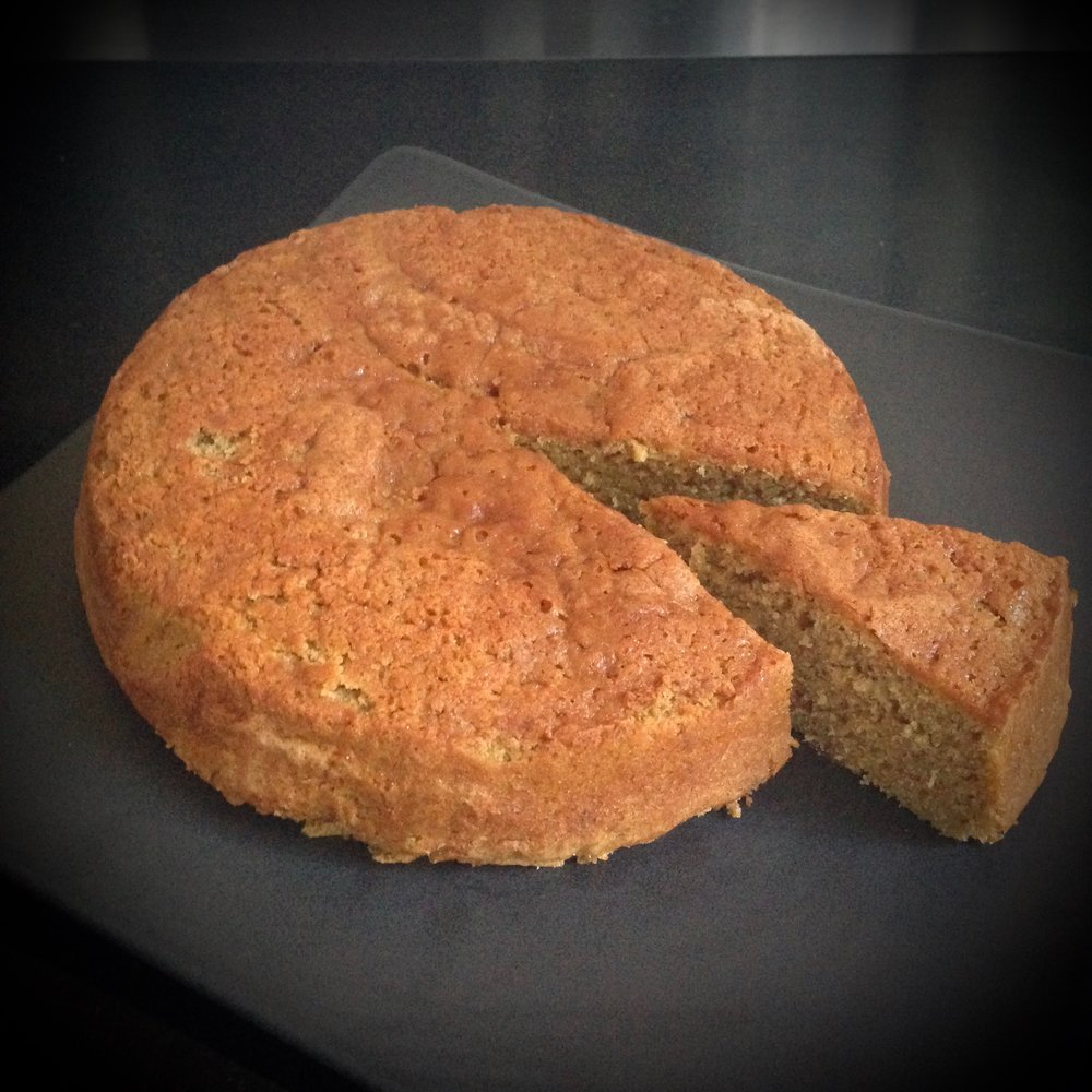 Orange & Cinnamon Cake