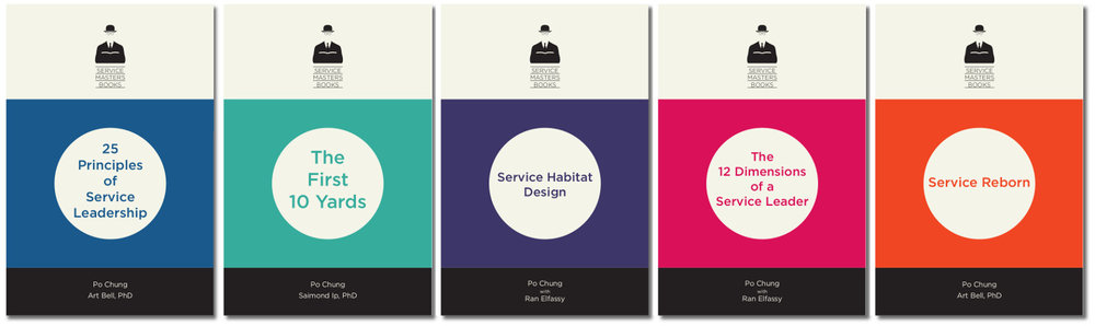 A selection from the Service-Network Leadership library.