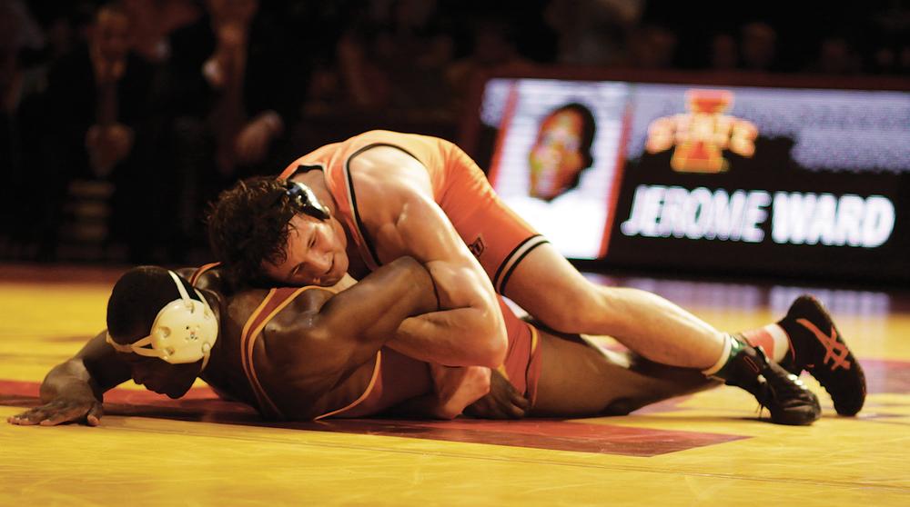 Ward wrestling