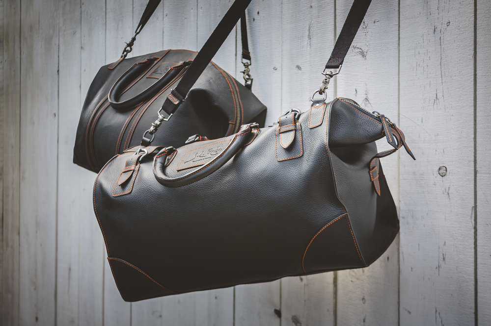 JL Rocha weekend Bags