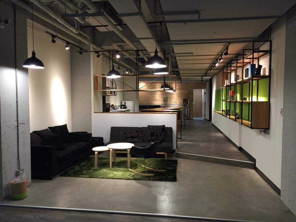 FutureWard Central    加入台北市最具規模CoworkingSpace