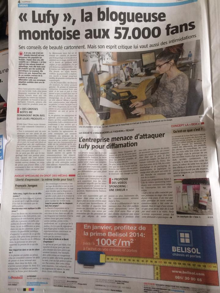 Journal  La Province