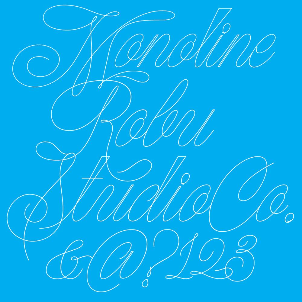 New font: Kitsune