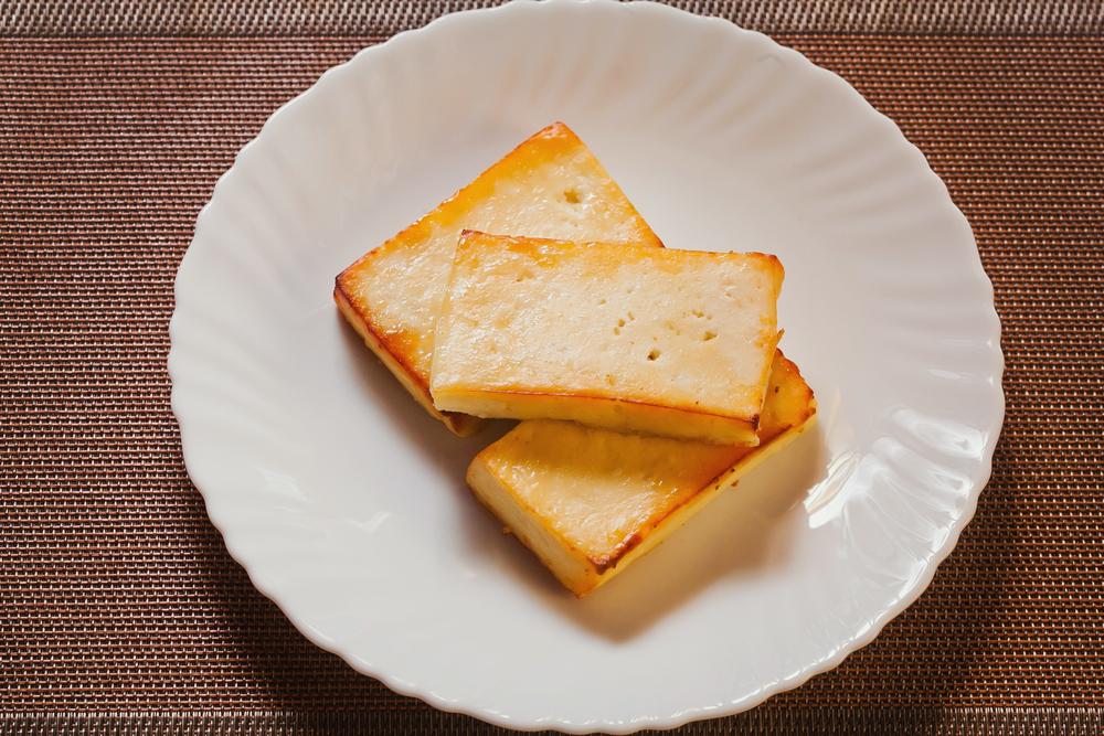 ПАНИР   Творожный сыр, жаренный со специями