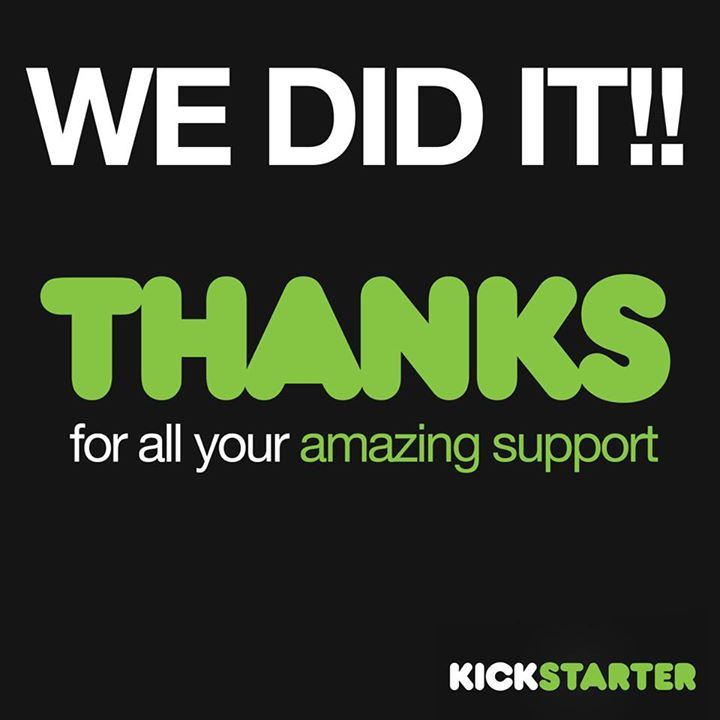 #ShakeYourPower Kickstarter campaign successfully funded! To contribute please email us at: sudha@sudha.co.uk http://www.shakeyourpower.com/
