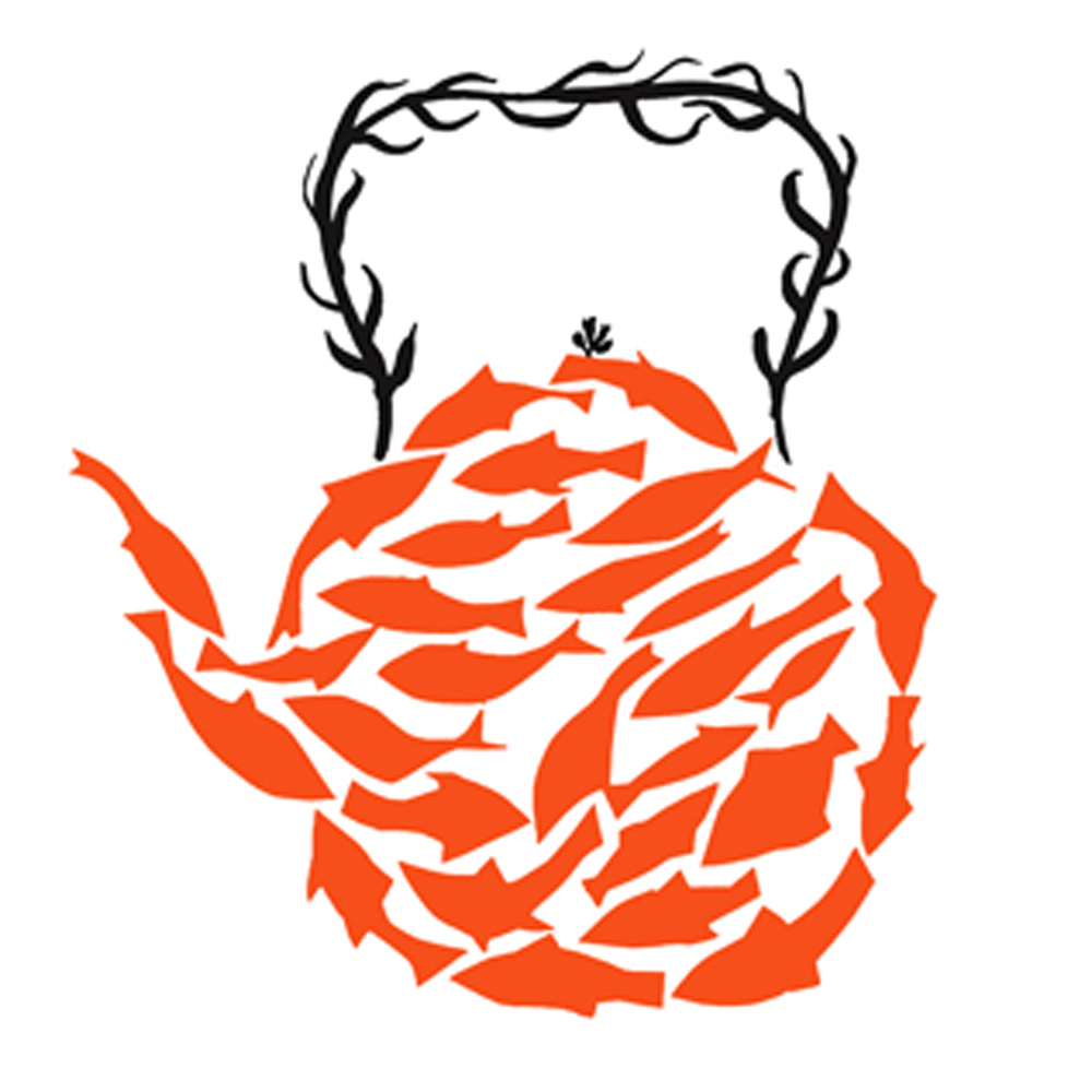 Kettle of Fish screenprint £70 (unframed)